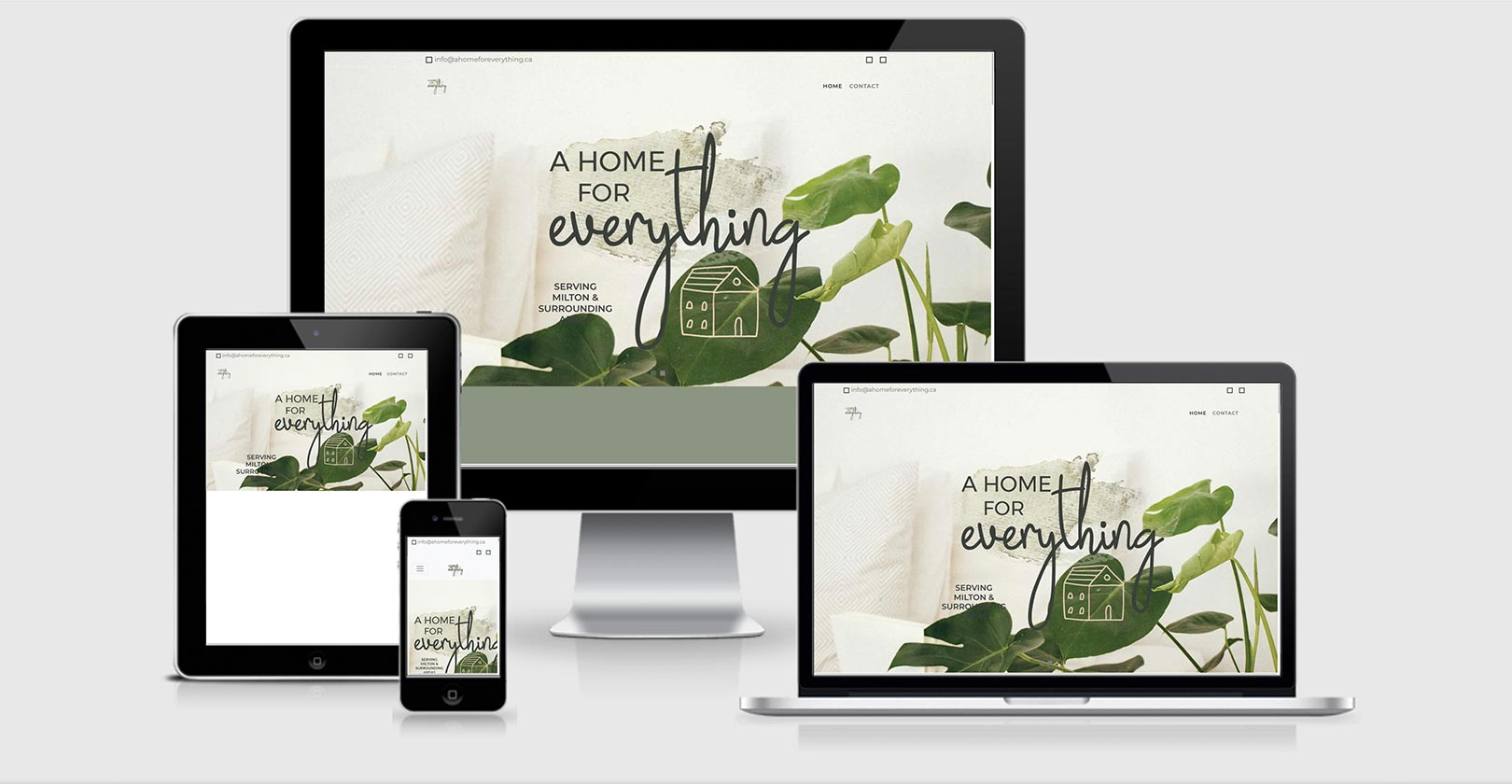 Website Design – A Home For Everything